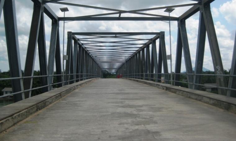 Ilustrasi jalan jembatan. (Dok: jalankemanagitu)