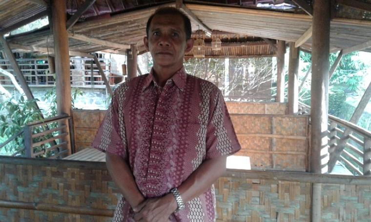 Sujarwo, Kepala KUPP Kelas III Labuan. (Foto: TitikNOL)