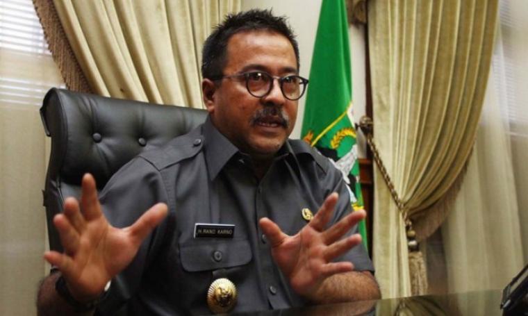 Gubernur Banten, Rano Karno. (Dok: detik)