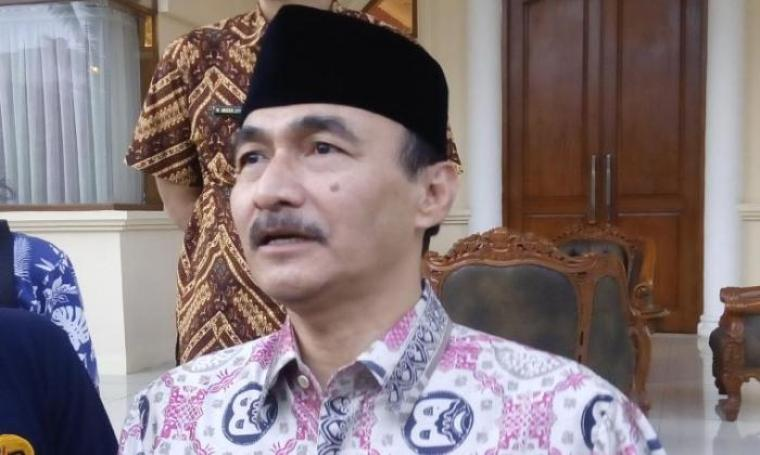 Ketua DPD Partai Demokrat Banten, Aeng Haerudin. (Dok: progresnews)