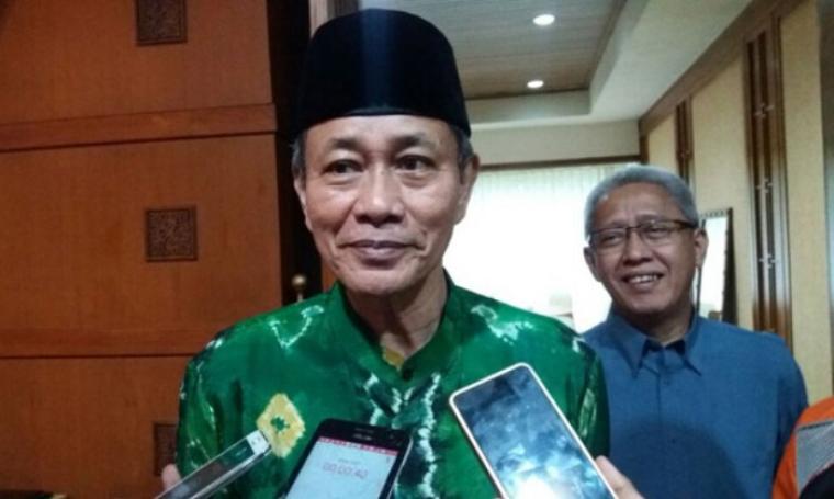 Bakal calon Wakil Gubernur Banten, Embay Mulya Syarif. (Dok: PalapaNews)