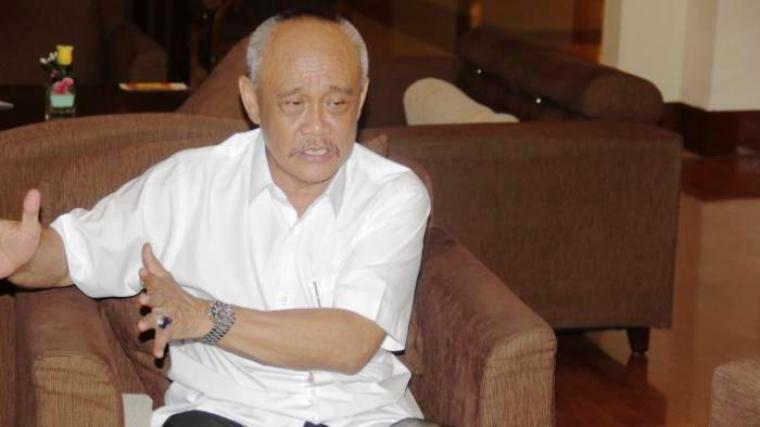 Dirjen Bina Pemdes pada Kemendagri yang kini menjabat sebagai Plt Gubernur Banten Nata Irawan. (Dok:net)