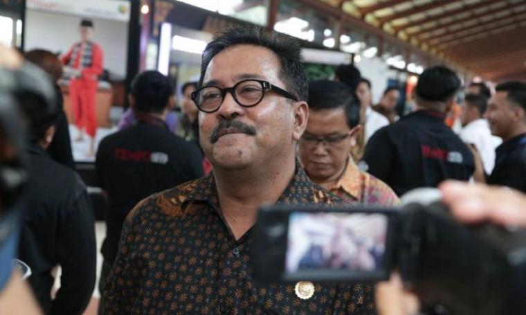 Gubernur Banten petahana, Rano Karno. (Dok: bantenterkini)