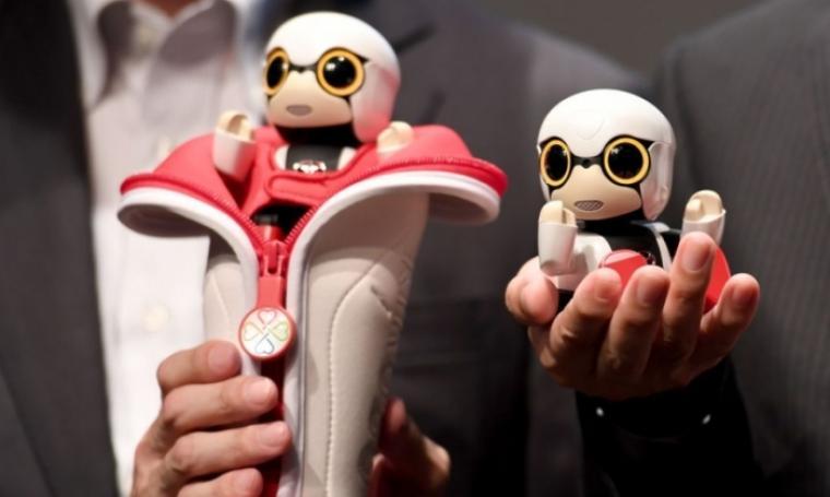 Robot Kirobo Mini. (Dok: