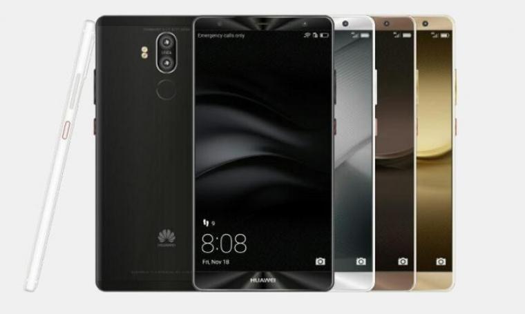 Ilustrasi Huawei Mate 9. (Dok: themobileindian)