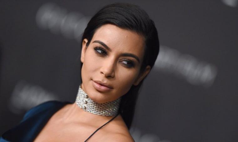 Kim Kardashian. (Dok: popsugar)
