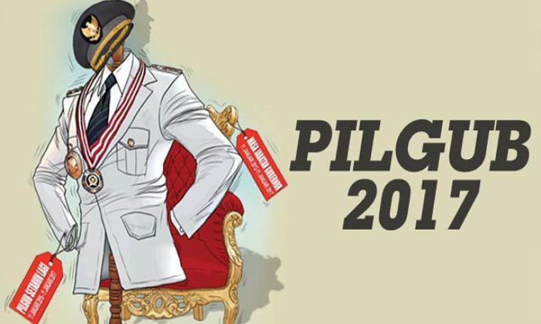 Ilustrasi Pilgub Banten 2017. (Dok: fajaronline)