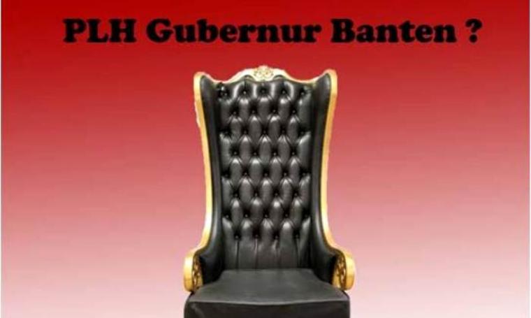 Ilustrasi PLH Gubernur Banten. (Dok: banten88)