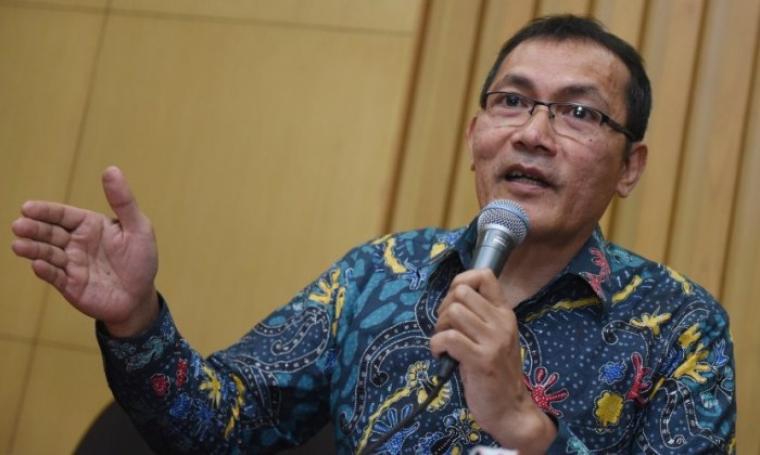 Wakil Ketua KPK, Saut Situmorang. (Dok: republika)