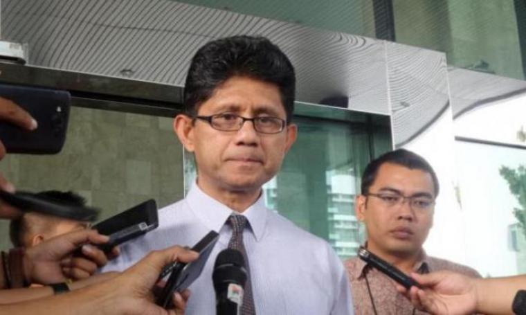 Wakil Ketua KPK, Laode M Syarif. (Dok: tribunnews)