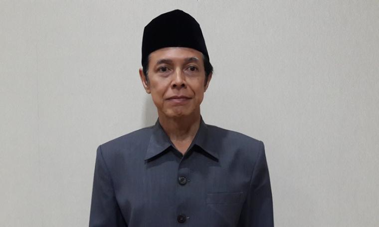 Kepala Biro Aset dan Perlengkapan Setda Banten, Djoko Soemarsono. (Dok: bantenprov)