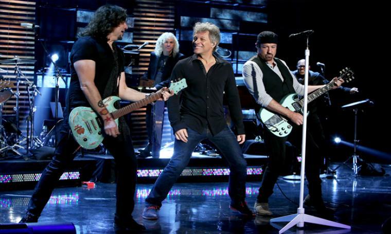 Bon Jovi. (Dok: billboard)