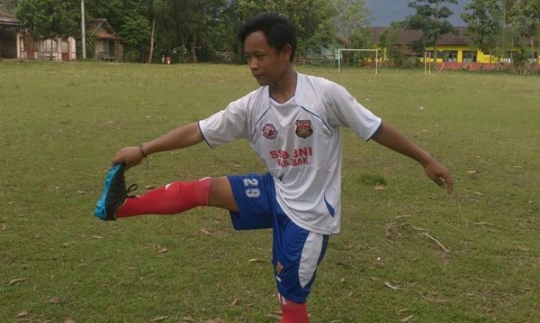Awan, pemain asal Baduy FC. (Dok: indosport)