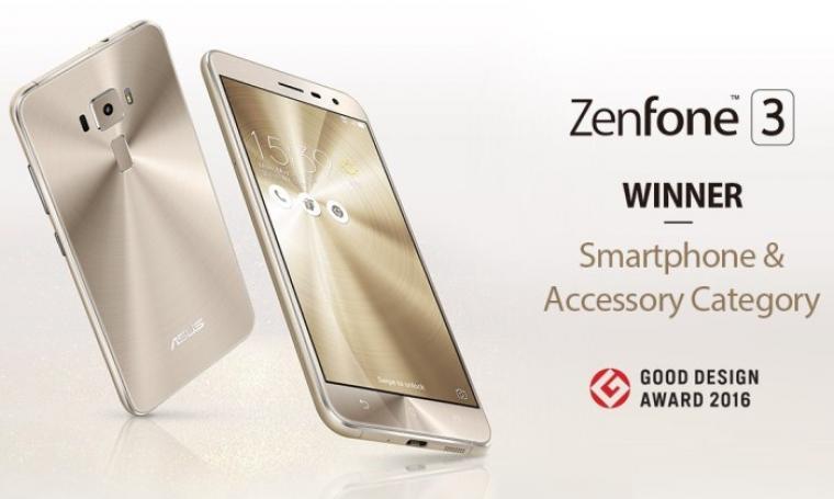 ASUS ZenFone 3. (Dok: ocdrift)