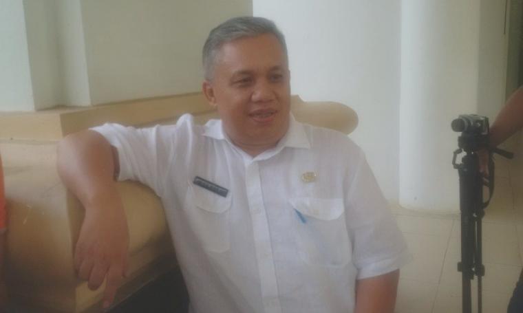Kepala BKD Banten, Samsir. (Dok: TitikNOL)