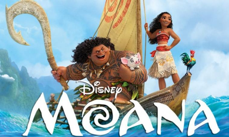 Ilustrasi film animasi Moana. (Dok: Disney movie)