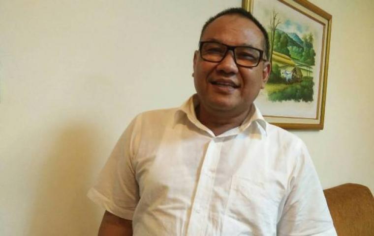 Kepala Dinas Kebudayaan dan Pariwisata Provinsi Banten Opar Sohari. (Dok:net)