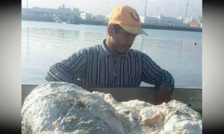 Khalid Al Sinani. (Dok: theindianexpress)