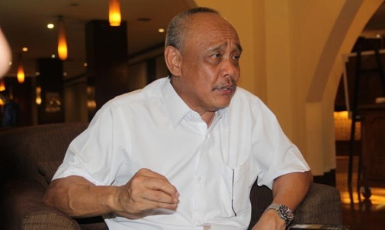 Plt Gubernur Banten, Nata Irawan. (Dok: jpnn)