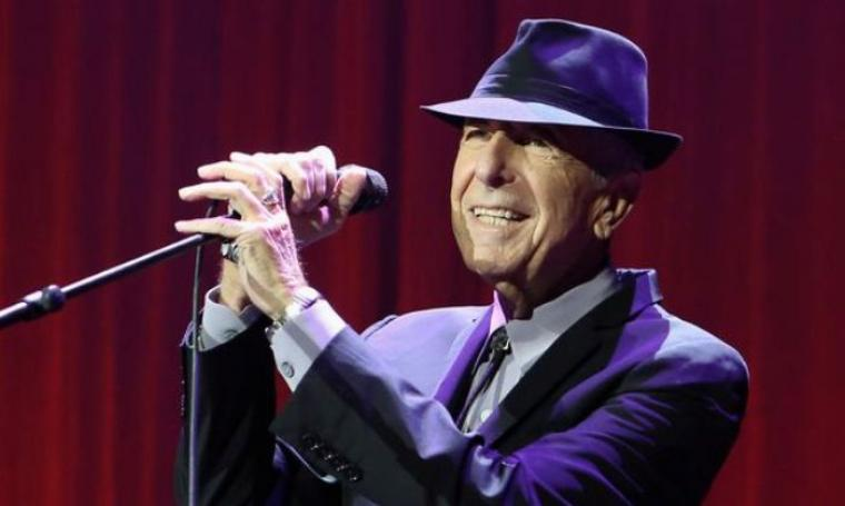 Leonard Cohen. (Dok: Theavclub)