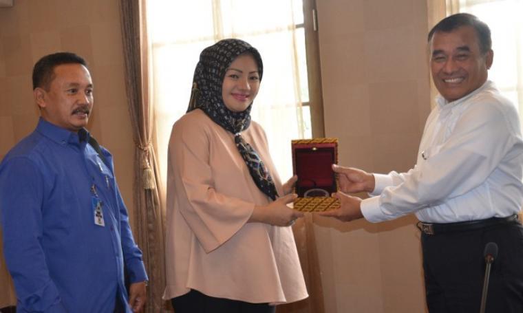 Pimpinan dan Anggota Komisi V DPRD Provinsi Banten melakukan kunjungan kerja ke PT Bio Farma di Bandung Provinsi Jawa Barat. (Dok: dprd-bantenprov)