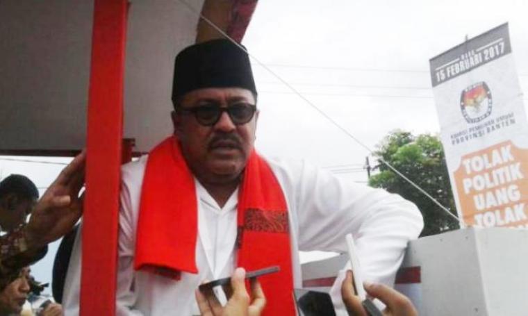 Calon Gubernur Banten petahana, Rano Karno. (Dok: TitikNOL)