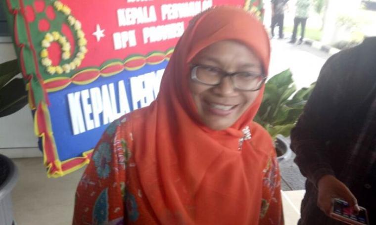 Mantan Kepala BPK Perwakilan Banten, Yusnadewi. (Foto: TitikNOL)