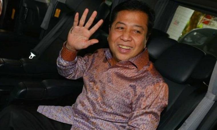 Ketua DPR RI, Setya Novanto. (Dok: merdeka)