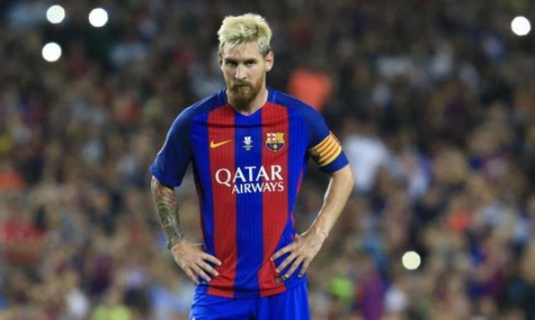 Lionel Messi. (Dok: campeones)
