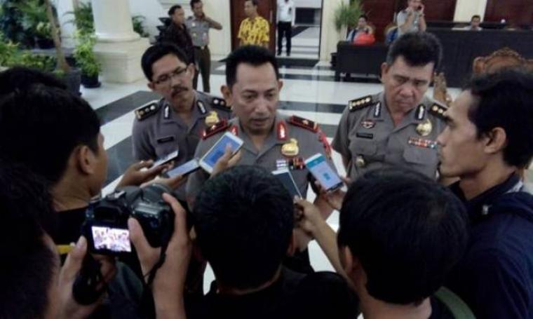 Kapolda Banten, Brigjen Pol Listyo Sigit Prabowo. (Dok: sindonews)