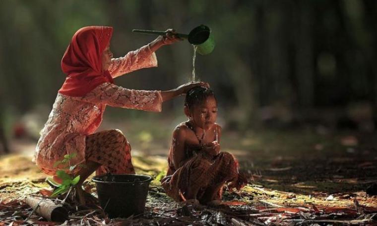 Foto ilustrasi ibu dan anak. (Dok: hipwee)