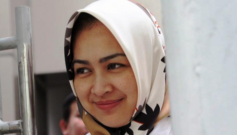 Wali Kota Tangerang Selatan Airin Rachmi Diani. (Dok: bantenco)