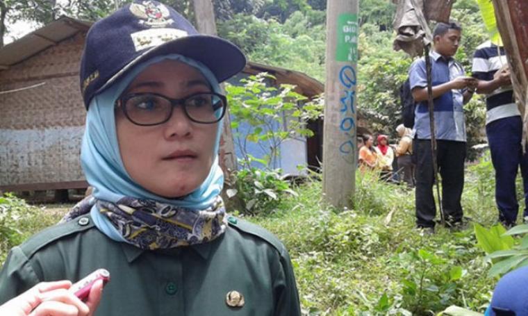 Bupati Lebak, Iti Octavia Jayabaya. (Dok: analisaprofesional)
