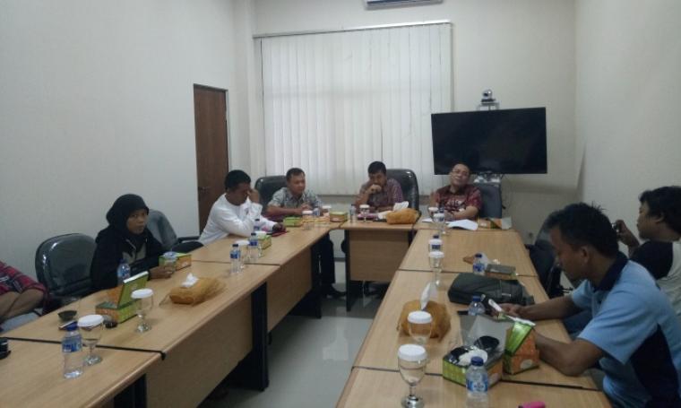 Kejati Banten saat merilis hasil kasus tindak pidana korupsi tahun 2016. (Foto: TitikNOL)