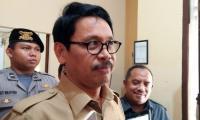 Kasat Reskrim Polres Serang AKP Gogo Galesung saat gelar ekspose di polres Serang. (Foto: TitikNOL)