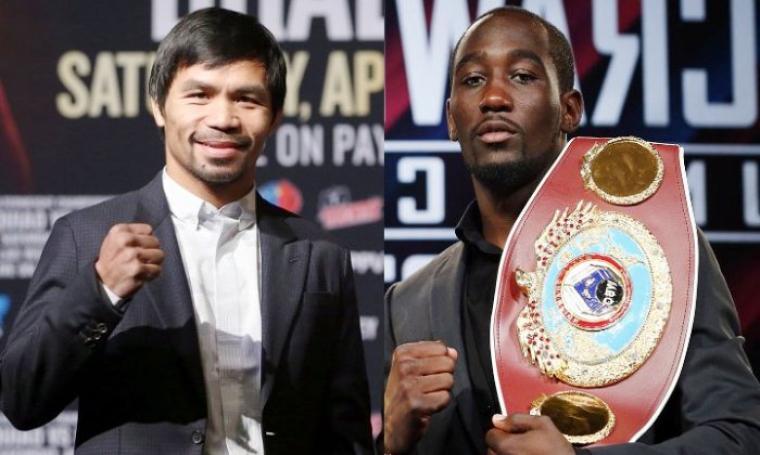 Dengan uang jaminan Rp270 Miliar, Manny Pacquiao siap hadapi Terence Crawford. (Dok: boxingscene)