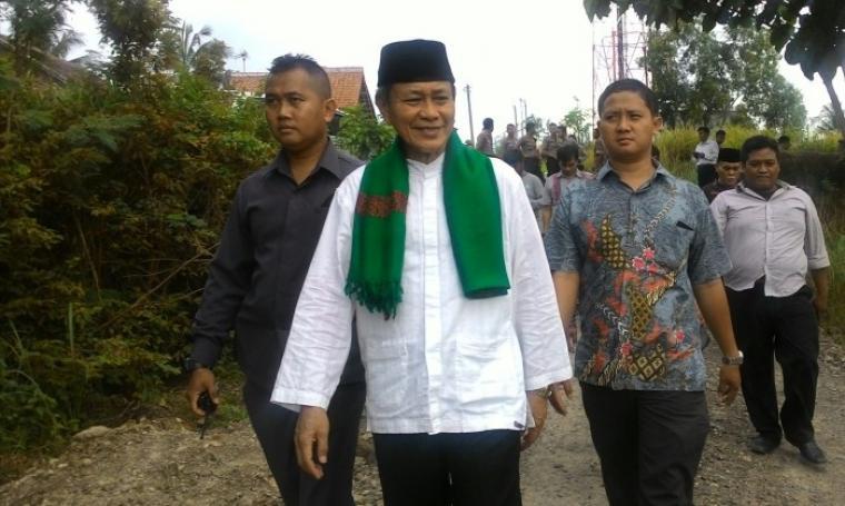 Calon Wakil Gubernur Banten nomor urut dua, Embay Mulya Syarief. (Dok: bantennews)