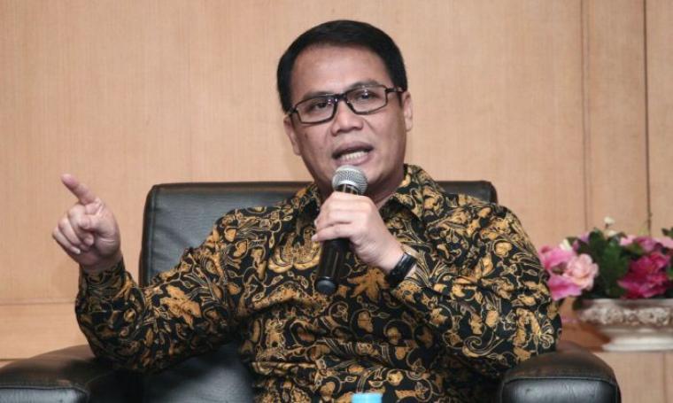 Ketua Tim Pemenangan PDIP, Ahmad Basarah. (Dok: mpr)