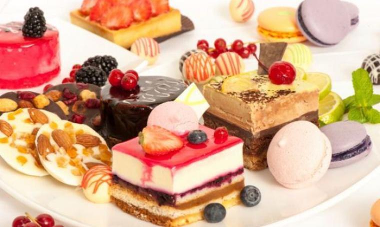 Ilustrasi makanan berbahan gula. (Dok: cnnindonesia)
