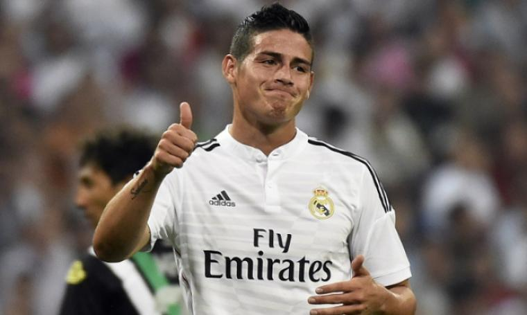 James Rodriguez. (Dok: caughtoffside)