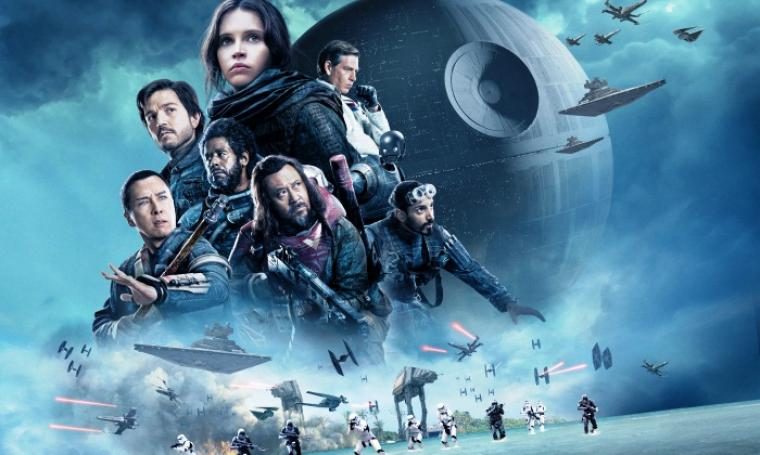 Rogue One Star Wars Story. (Dok: hdwallpapers)