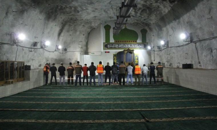 Masjid Al Munawwar. (Dok: slank)