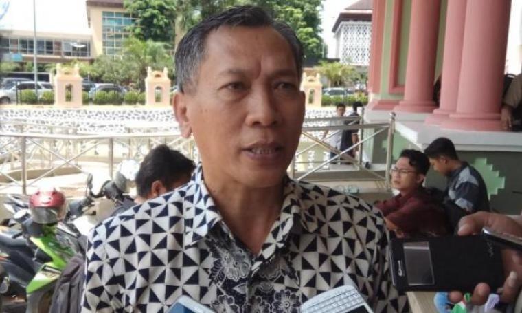 Kepala Inspektorat Banten, E. Kusmayadi. (Foto: TitikNOL)