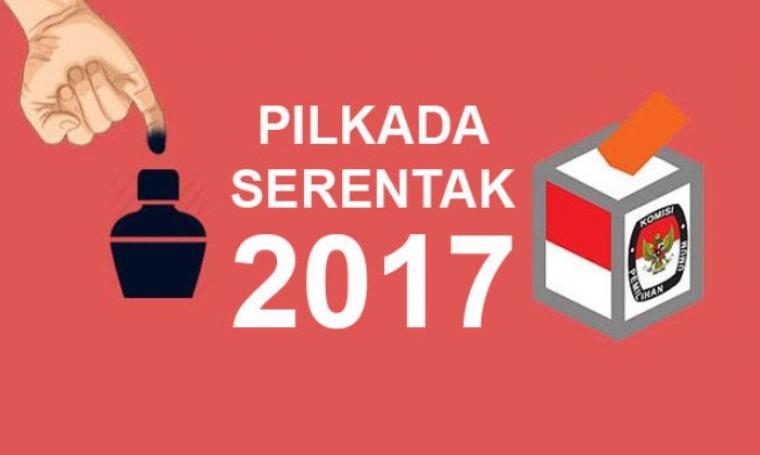Ilustrasi Pilkada 2017. (Dok: infobmr)