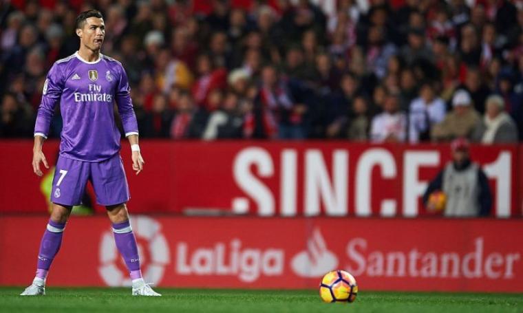 Cristiano Ronaldo. (Dok: squawka)