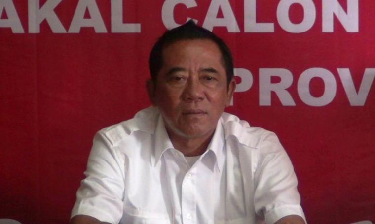 Mantan Bupati Lebak, Mulyadi Jayabaya. (Dok: TitikNOL)
