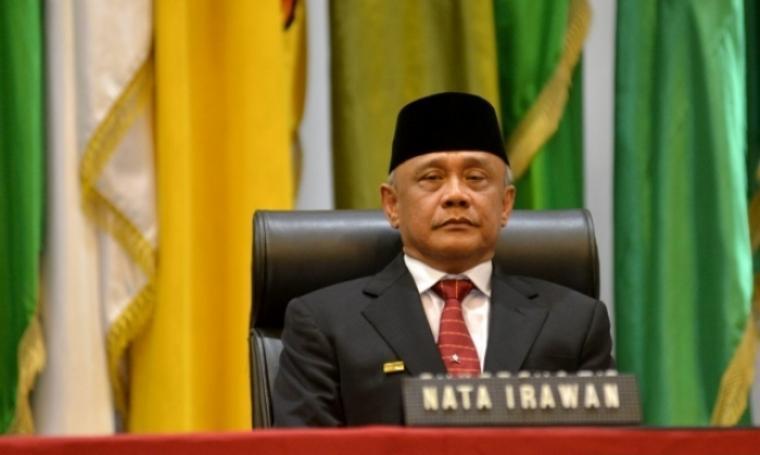 Plt Gubernur Banten,Nata Irawan. (Dok: bantenplus)
