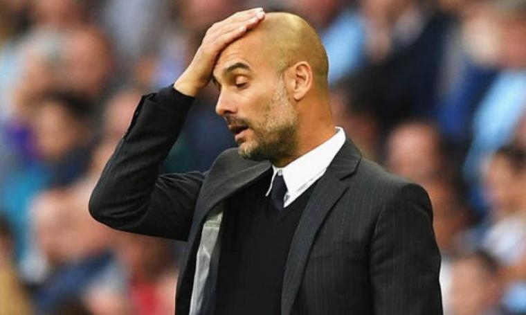 Pep Guardiola. (Dok: express)