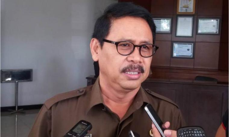 Sekda Banten, Ranta Soeharta. (Dok: net)
