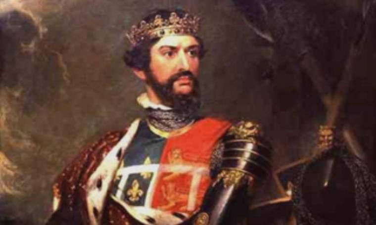 Ilustrasi Raja Edward III. (Dok: europeanroyalhistory)